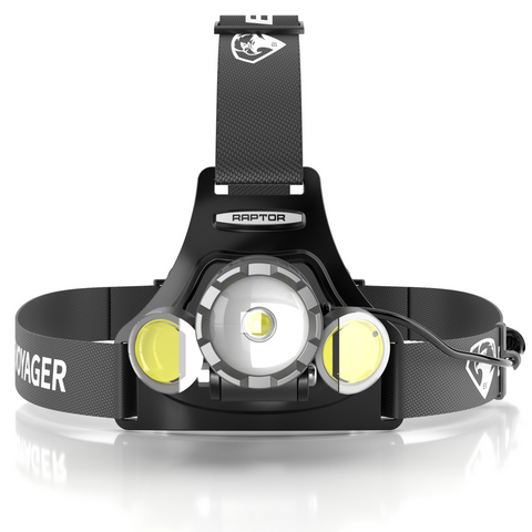 RAPTOR CREE LED Rechargeable Headlamp