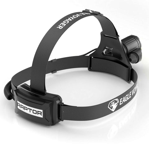 Raptor Rechargeable Tactical Led Headlamp With Nearview
