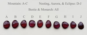 RHODOLITE GARNET MAY CHECKOUT