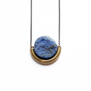 Sun & Moon Necklace