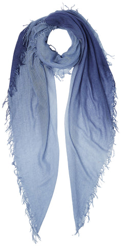 Chan Luu Shadow Dye Cashmere and Silk Scarf