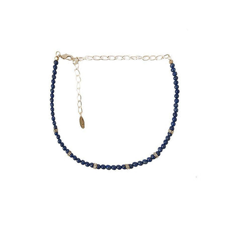 Ettika Mean One Thing Beaded Choker Necklace