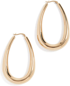 Shashi Women's Bold & Beautiful Hoop Earrings