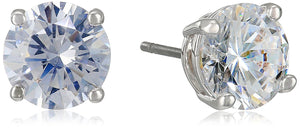 Kenneth Jay Lane CZ stud earrings