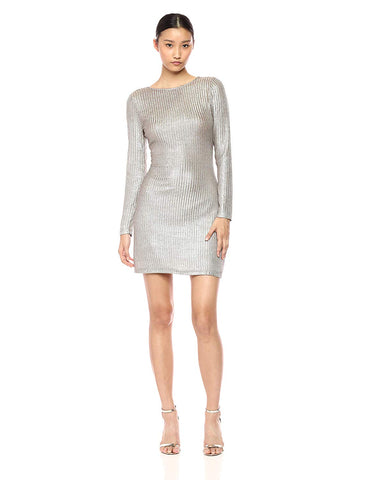 Somedays Lovin Women's Wild Thoughts Metallic Dress