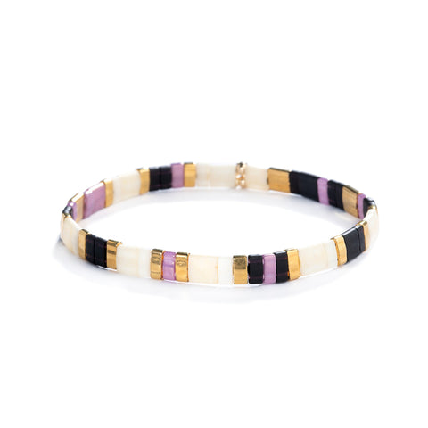 SHASHI Women's Tilu Wyatt Stretch Bracelet