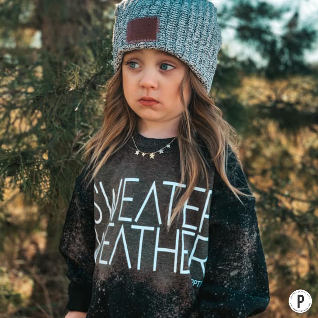 Kids Sweater Weather