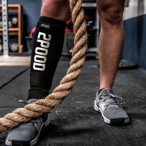 Rope Climbing Sleeve-shin sleeve-The WOD Guys