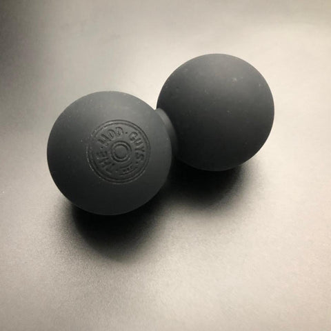 The Wod Guys Double Lacrosse Ball-The WOD Guys-The WOD Guys