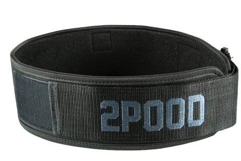 Operator Straight Weightlifting Belt-Belts-The WOD Guys