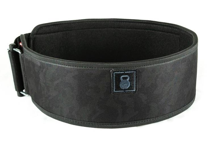 Operator Straight Weightlifting Belt-2POOD-The WOD Guys