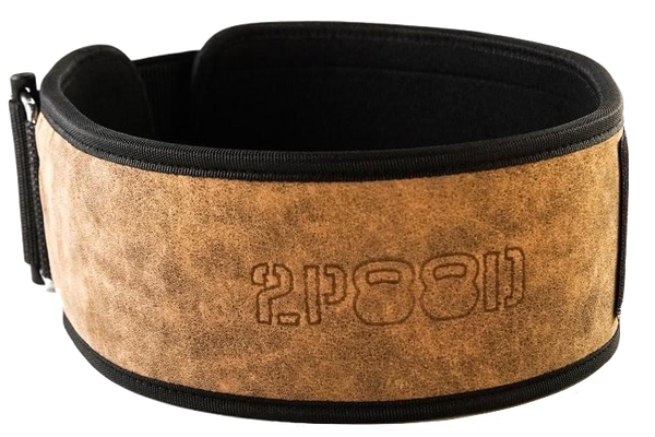 """The Ranch"" Straight Weightlifting Belt"