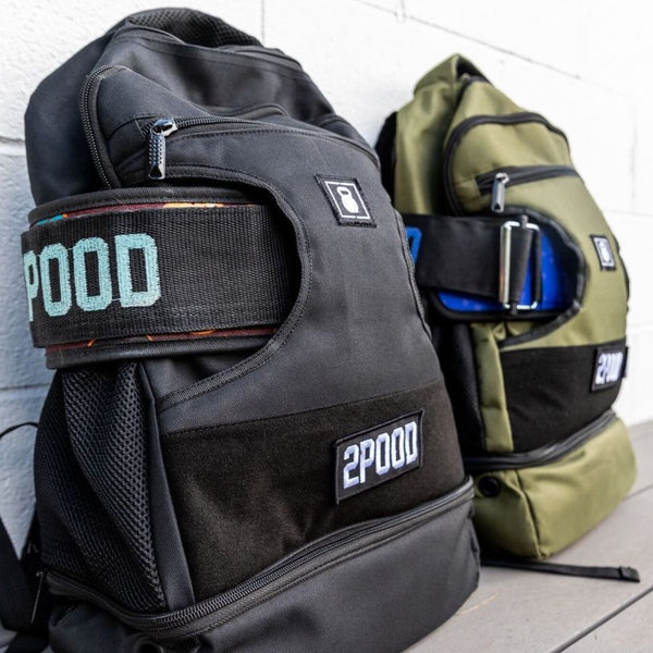 2POOD Performance Backpack 2.0-2POOD-The WOD Guys