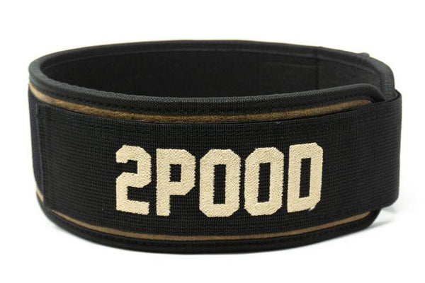 """The Ranch"" Straight Weightlifting Belt-2POOD-The WOD Guys"