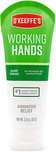 O'Keeffe's Working Hands Hand Cream Tube-O'Keeffe's-The WOD Guys