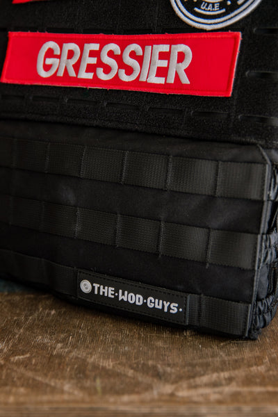 TWG 500D Nylon Tactical Vest-The WOD Guys-The WOD Guys