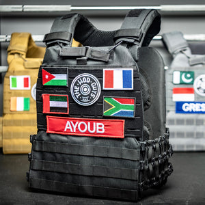 Weight Vest-The WOD Guys-The WOD Guys