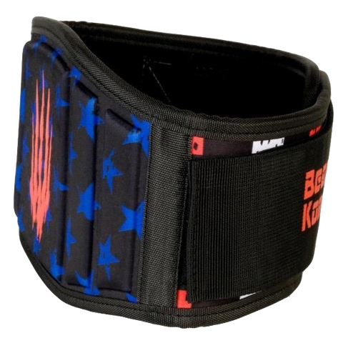 "Bear Komplex Strength Belt w/ 6"" back"
