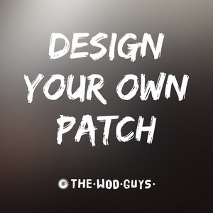 Design your own Patch-The WOD Guys-The WOD Guys