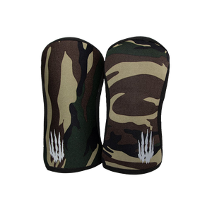 Bear KompleX Knee Sleeves- Military Camo-Knee Sleeves-The WOD Guys