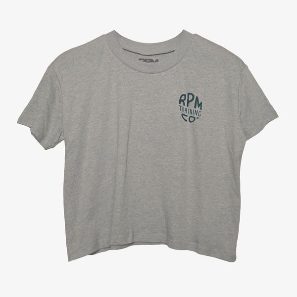 RPM Professor Impervious Vintage Crop Tee-RPM-The WOD Guys