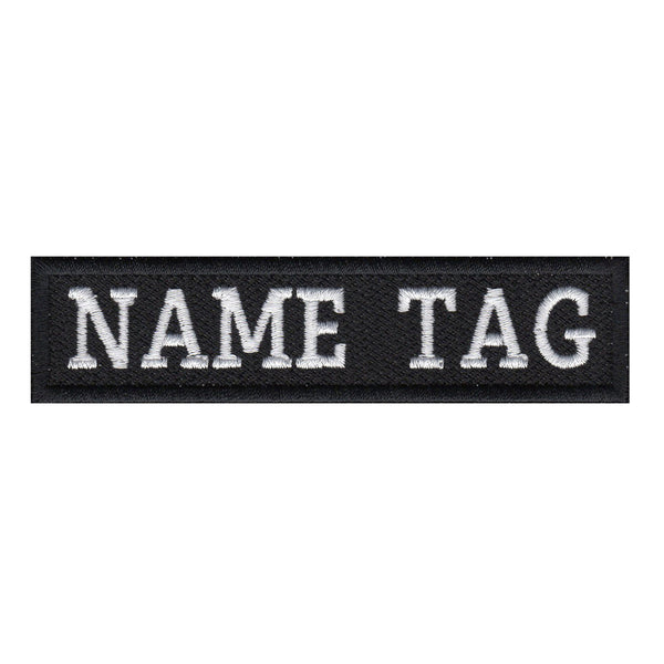 thewodguys-com - Name Patch Velcro - Accessories