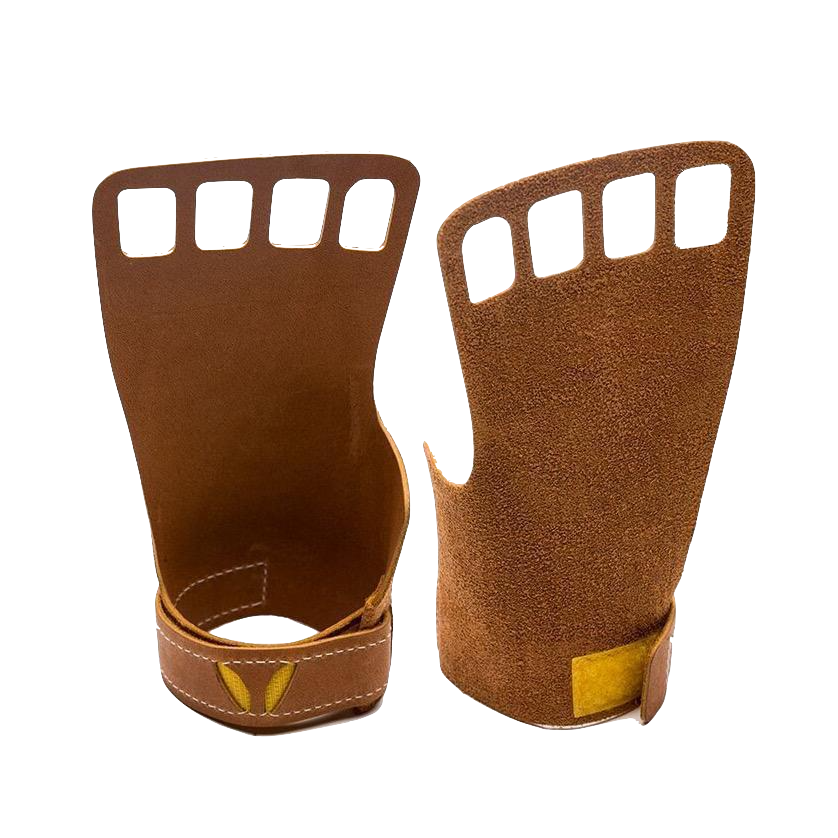 Victory Men Leather 4 finger-Grips-The WOD Guys