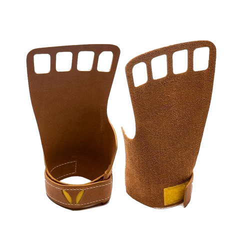 Victory Women Leather 4 finger-Grips-The WOD Guys