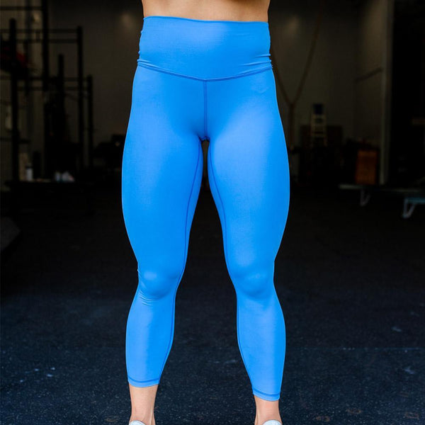 Your Go To Leggings (Cornflower)