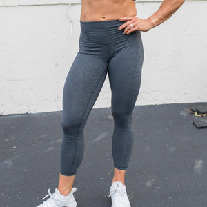 Your New Favorite Leggings (Heather Black)