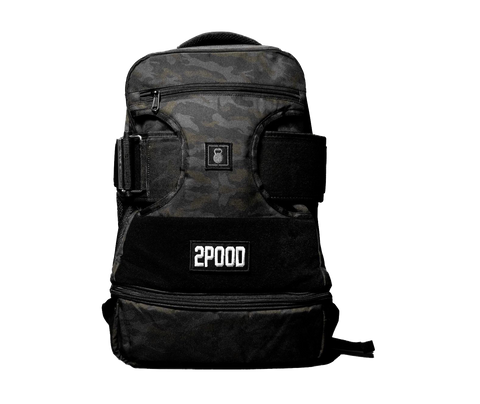 2POOD Performance Backpack 2.0-The WOD Guys