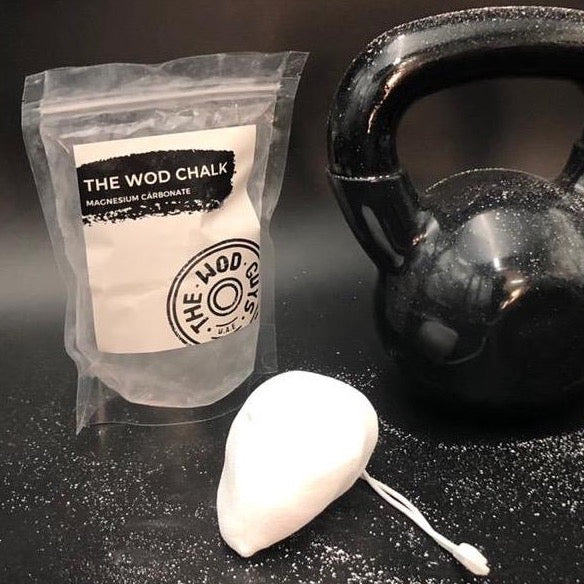 The Wod Chalk (Ball Refillable)-The WOD Guys-The WOD Guys