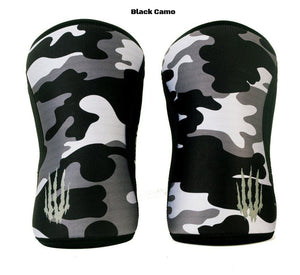 Bear KompleX Knee Sleeves Camo-Bear Komplex-The WOD Guys