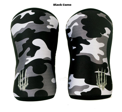 thewodguys-com - Bear KompleX Knee Sleeves Camo - Knee Sleeves