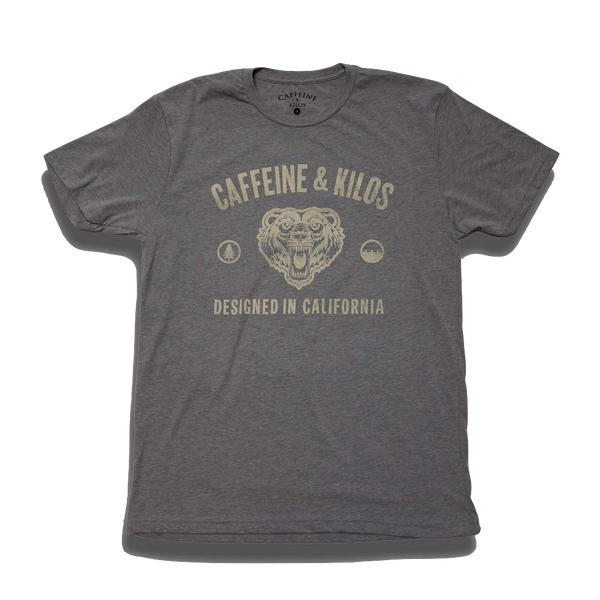 Caffeine & Kilos Cali Tee-The WOD Guys