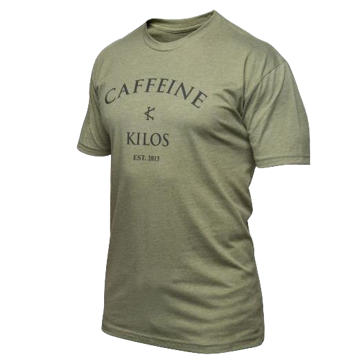 Caffeine & Kilos Logo Military-The WOD Guys