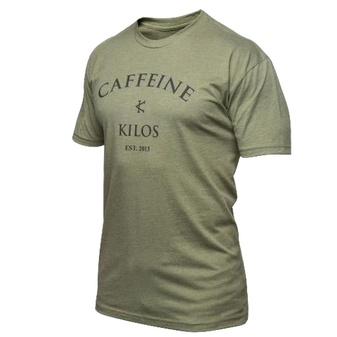 Caffeine & Kilos Logo Military-Apparel-The WOD Guys