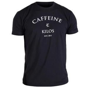 Caffeine & Kilos Shirt-The WOD Guys