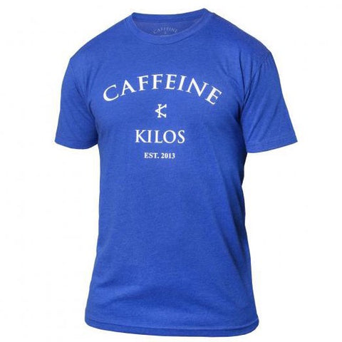 thewodguys-com - Caffeine & Kilos Logo Shirt - Apparel
