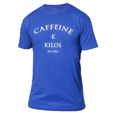 Caffeine & Kilos Logo Shirt-The WOD Guys
