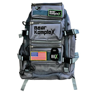 thewodguys-com - Bear KompleX Mini Military Backpack - Accessories