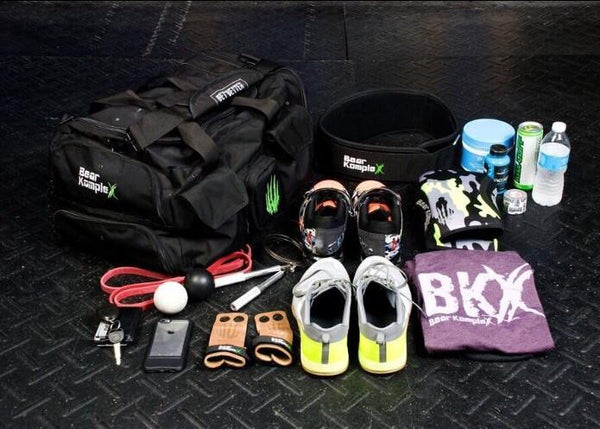Bear Komplex All in One Bag-Bear Komplex-The WOD Guys