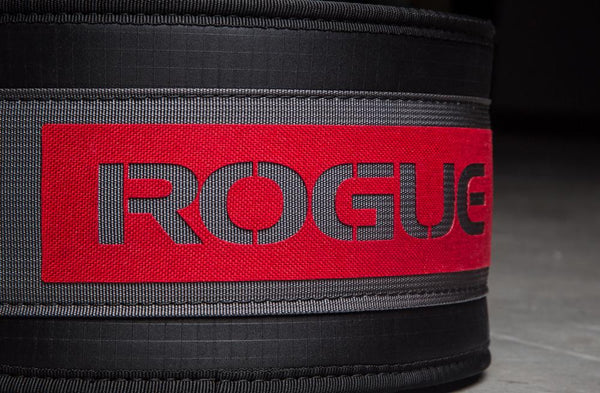 thewodguys-com - Rogue USA Nylon Lifting Belt - Belts