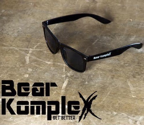 thewodguys-com - Sunglasses - Bear Komplex shades - Accessories