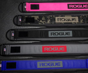 Rogue USA Nylon Lifting Belt-Rogue-The WOD Guys
