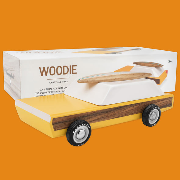 Woodie Toy by Candylab Toys