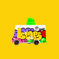 City Capsule Graffiti Van by Candylab Toys