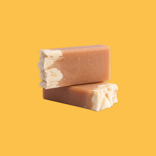 Grapefruit and Bergamot by Dalkey Handmade Soaps