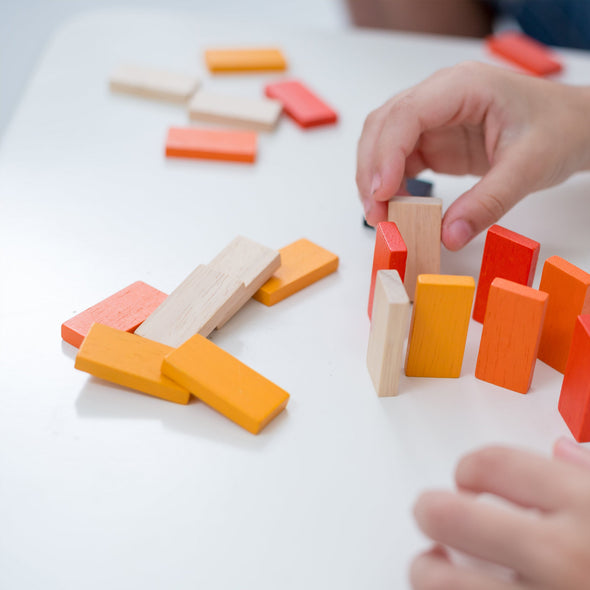 Domino Set from Plan Toys