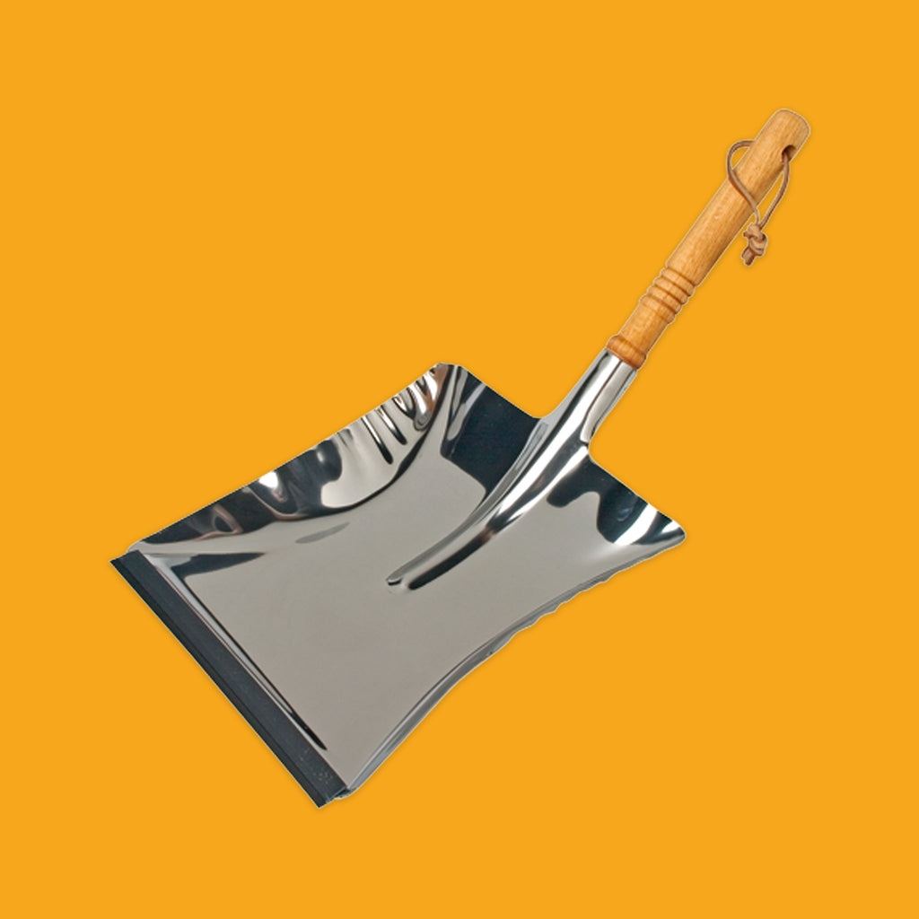 Dustpan stainless steel